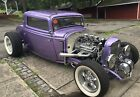 1932 Ford 3 Window Coupe  Custom 1932 Ford Coupe 3 Window Hot Rod