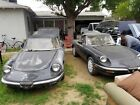 1974 Alfa Romeo Spider  1984 and 1983 alta romeo spyder for sale no reserve for the pair