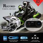 Motorcycle Helmet Bluetooth Intercom Bike Headset Headphone Hands-free Outdoor