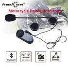 1KM Interphone Bluetooth Intercom Motorcycle Bike Sports Helmet Headset Speaker