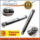 2 x HOLDEN ASTRA TS REAR GAS STRUTS SHOCK ABSORBERS 98-07/2004 Heavy Duty