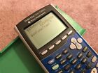 TI-84 plus silver edition graphing calculator Texas Instruments - With Extra