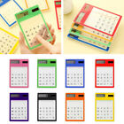 Mini Stationery Touch Scientific Calculator Student Gift Accessories Natural