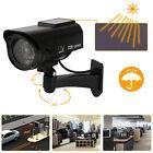 US Solar Power Simulation Fake Camera Dummy Camera Security CCTV Outdoor Indoor