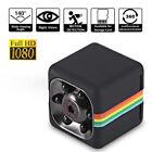 SQ11 Mini Car DVR Camera HD Camcorder CMOS 1080P Night Vision Video Recorder