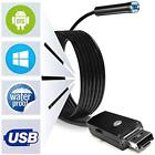 Scope Camera - Endoscope Android With OTG Inspection Camera USB Borescope Home