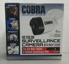 Cobra HD Color Surveillance Camera with Night Vision Model 63891