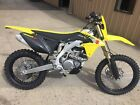 2017 Suzuki RM-Z  BRAND NEW 2017 SUZUKI RMX450 MX DIRTBIKE CLOSEOUT $6999 CALL ADAM TODAY