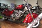 Indian Chief® Classic ABS Burgundy Metallic -- Indian Motorcycle® Chief® Classic ABS Burgundy Metallic BURGANDY with 1, for sal