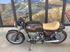 1980 BMW R-Series  1980 BMW R100RT Motorcycle Restored Cafe Racer, MUST SEE