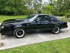 1987 Buick Grand National GN 1987 Buick Regal Grand National