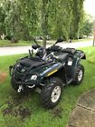 2007 Bombardier Canam Outlander 800 4x4 XT W/ 160 Miles Like New!