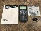 Texas Instruments TI-89  Graphing Calculator *EXCELLENT CONDITION* Cd And Manual