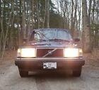 1993 Volvo 240  Pretty Great 1993 Volvo 240 Wagon