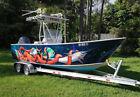 2003 Pacific Boat 2325v Center Console Aluminum 250HP Yamaha SHO