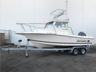 Defiance 220 Admiral Fishing Boat 2017 Low Hours Yamaha 150 4-stroke Ready to Go