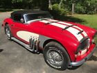 1967 Austin Healey 3000  1967 Austin Healey 289 v8 ford motor like Shelby cobra