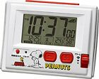 SNOOPY Digital Alarm 8RZ126RH03
