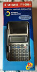 Canon Palm P1-DH III Portable Tax & Business 12 Digit Printing Calculator