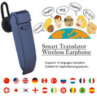Smart Instant Voice Translator 16 Languages Wireless Bluetooth Headset Earphone