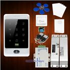 Waterproof Wiegand 26/34 Anti-Vandal 13.56Mhz IC Access Control System+Backlight