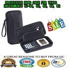 TI 84 Plus Graphing Calculator Texas Instruments Scientific (Case!) Inner Pocket