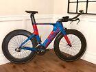 Specialized Shiv 2018 SRAM Red Etap TT Triathlon Bike