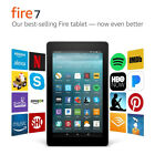 Sealed Amazon Kindle Fire 7 8GB 7th gen Tablet NIB Includes special offers Black