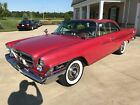 1962 Chrysler 300 Series 300H VERY RARE, FRESHLY RESTORED 1962 CHRYSLER 300H