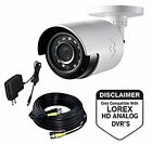 LOREX LBV2531 1080p HD MPX Bullet Camera, White