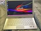 Sony Vaio SVD132A14L i5 1.6Ghz 4GB RAM Ultrabook SSD Touchscreen Tablet Laptop