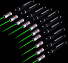 10pcs 1mw 532nm Lazer Visible Beam Light Tactical Green Laser Pointer Pen Power