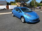 2012 Nissan Leaf SL 2012 Nissan Leaf SL clean title low mileage no accidents
