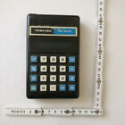 old vtg Toshiba Japan Tokyo BC-8013 electronic calculator for parts not working
