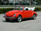 1979 Volkswagen Beetle - Classic  1979 VW Beetle Convertible Rare Factory A/C Fuel Injection Last Year Beetle
