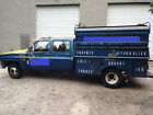 1984 GMC C30  1984 GMC CHEVY 4 DOOR  C30 ENCLOSED UTILITY TRUCK and 8 FOOT BODY
