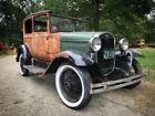 1931 Ford Model A  1931 Ford Model A Tudor Sedan
