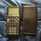 TI-85 Calculator School For Parts and Repairs Connection Missing Battery