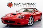 2003 Ferrari 575 2dr Coupe 2003 Ferrari 575M Maranello, Rosso Corse with 9442 Miles available now!