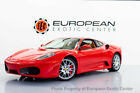 2007 Ferrari 430 2dr Coupe Berlinetta 2007 Ferrari 430, Corsa Red with 16870 Miles available now!
