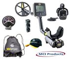 """Whites MX Sport Underwater Detector Fall Bundle w/ 6"""" Six Shooter Coil & Extras"""