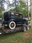 1925 Other Makes  1925 Cadillac 4 door Sedan