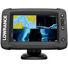 LOWRANCE ELITE-7 TI² COMBO US INLAND W/MID/HIGH  2-IN-1 TRANSDUCER 000-14642-001