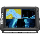 LOWRANCE ELITE-12 TI² COMBO W/ACTIVE IMAGING 3-IN-1 TM TRANSDUCER  000-14658-001