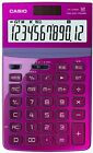CASIO calculator JF-Z200PK-N Pink 12-digit Tilt LCD Just type From Japan #1042