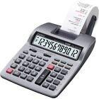 Adding Machine Calculator Compact Desktop Printing Large 12 Digit LCD Display