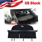 Rear Trunk Security Cargo Cover Shield Shade for Jeep Cherokee 2014-2018 Black