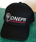 Dnepr sidecar Baseball cap motorbike motorcycle Embroidered Patch