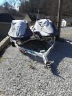 2002 Sea-Doo & 1996 Bomba Jet Skis w Trailer, Rocky Mount MO No Fees, No Reserve