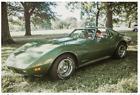 1973 Chevrolet Corvette  1973 Corvette Survivor Eligible L82